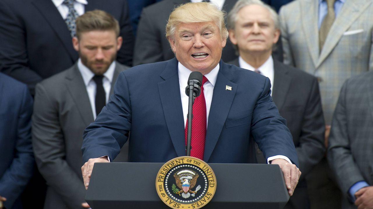 Wett-Phänomen Donald Trump - Bildquelle: imago