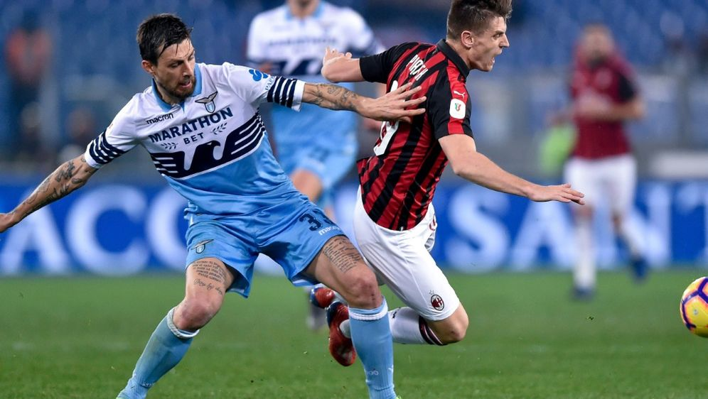 Lazio Rom steht im Finale der Coppa Italia - Bildquelle: PIXATHLONPIXATHLONSID