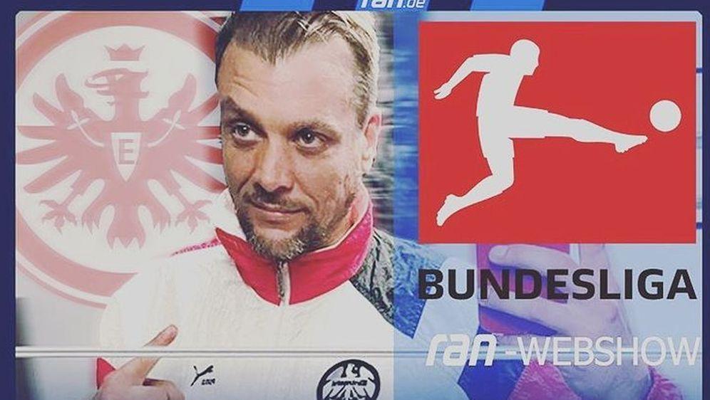 Basti Red ist am Freitag im Bundesliga-Countdown zu Gast.