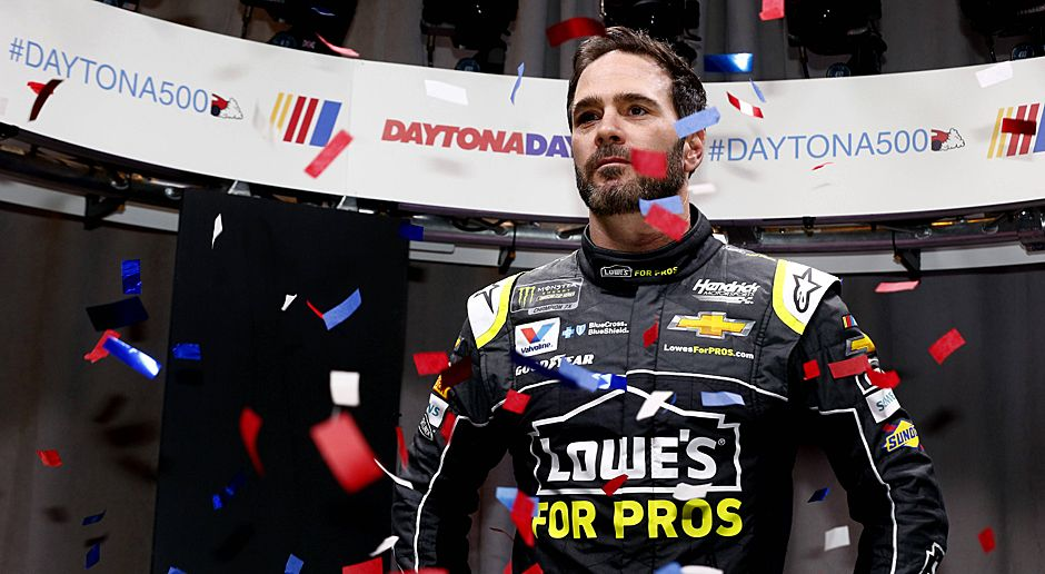 Jimmie Johnson (NASCAR) - Bildquelle: imago/ZUMA Press