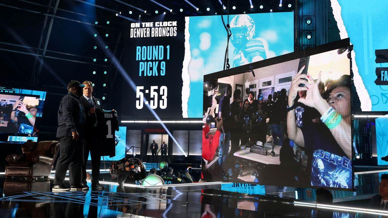 Verlierer: Carolina Panthers und Denver Broncos  - Bildquelle: getty