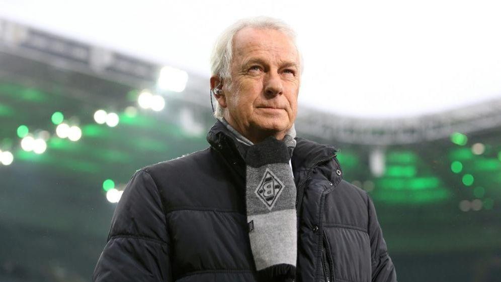 Gladbachs Vizepräsident Rainer Bonhof - Bildquelle: FIROFIROSID