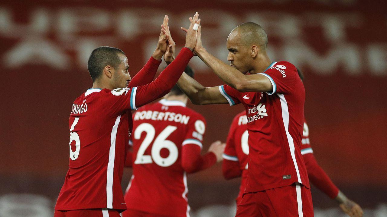 Platz 5: FC Liverpool - Bildquelle: Getty Images