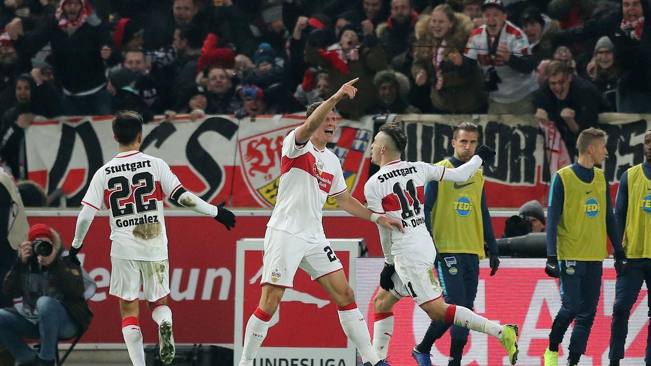 VfB Stuttgart  - Bildquelle: Getty Images