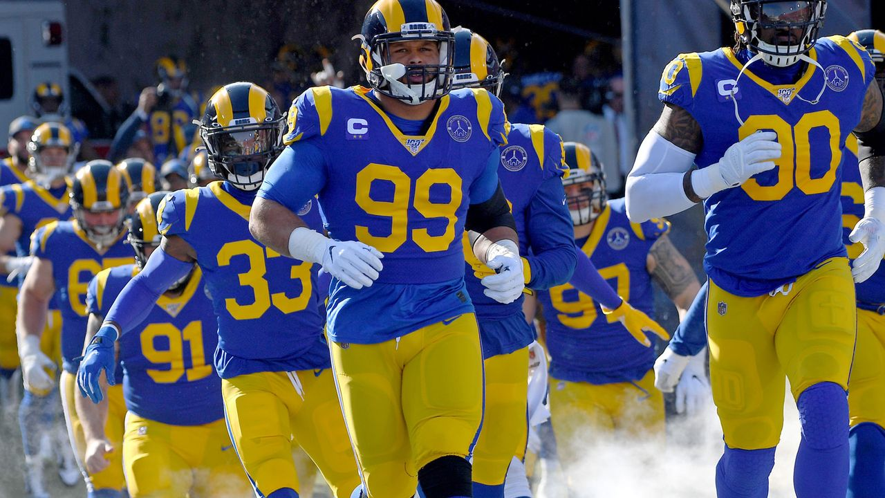 Platz 11 - Los Angeles Rams (American Football) - Bildquelle: Getty Images