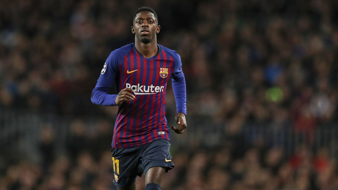 Ousmane Dembele - Bildquelle: 2019 Getty Images
