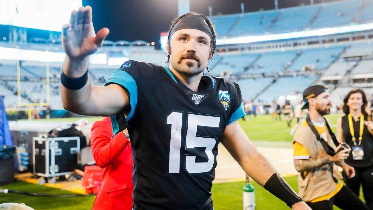 Jacksonville Jaguars: Gardner Minshew (Offense) - Bildquelle: getty