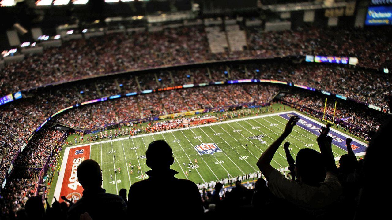 New Orleans Saints: Caesars Superdome - Bildquelle: Getty Images