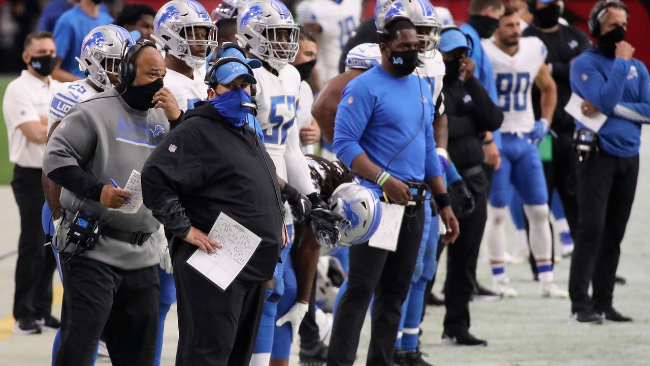 Detroit Lions - Bildquelle: Getty Images