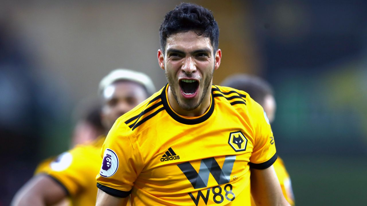 Raul Jimenez (Wolverhampton Wanderers) - Bildquelle: 2019 Getty Images