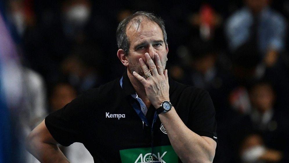 Groener und DHB-Frauen müssen um Olympia-Quali bangen - Bildquelle: AFPSIDCHARLY TRIBALLEAU
