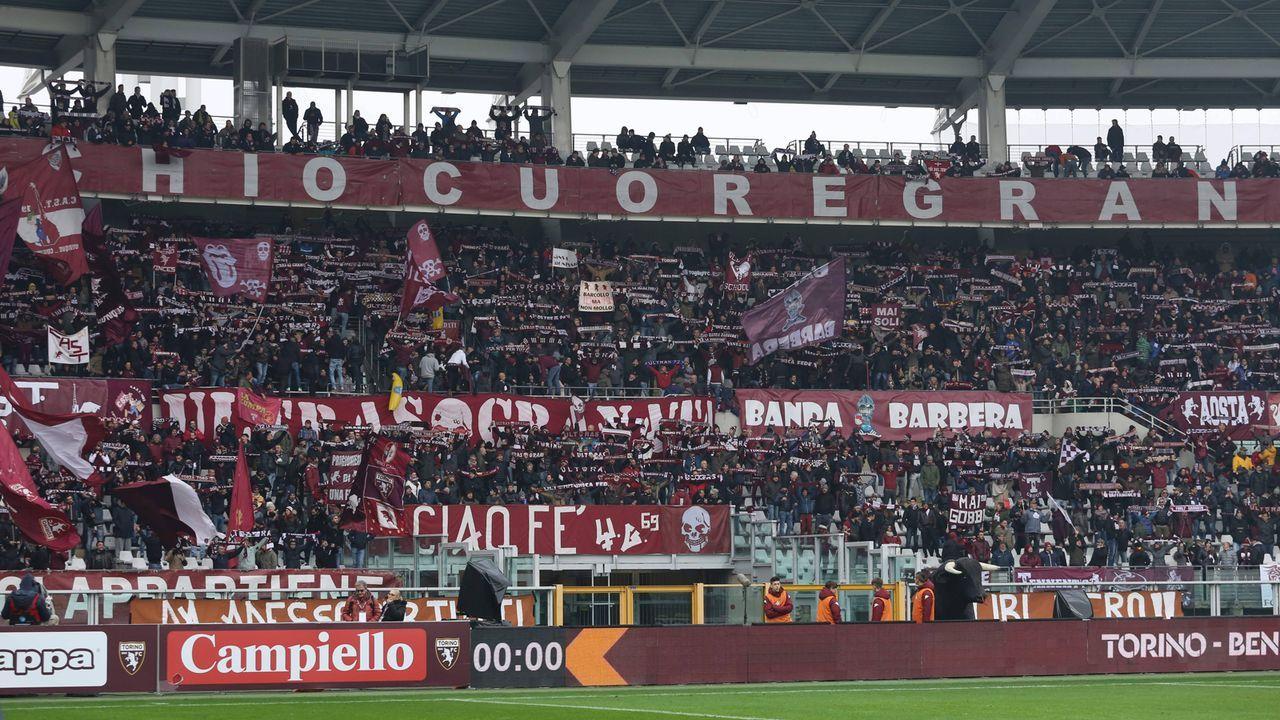 Italien: AC Turin sorgt für Rekordsieg - Bildquelle: imago/ZUMA Press