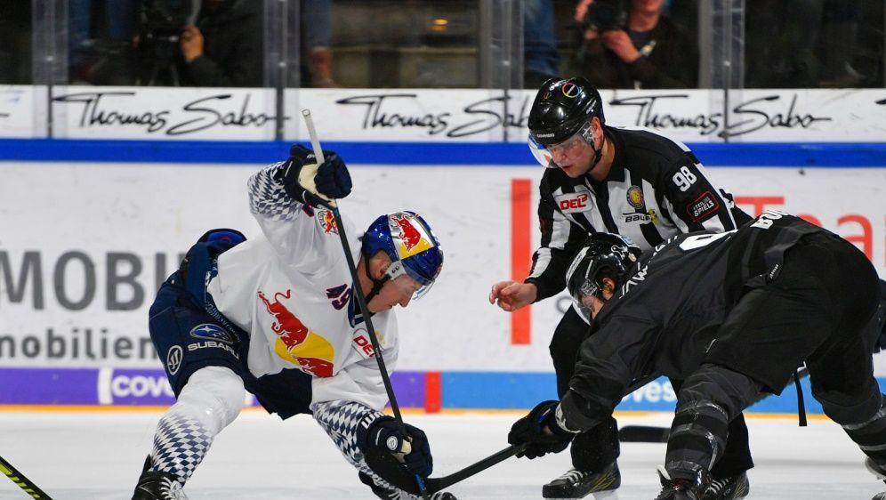 Red Bull München kassierte dritte Niederlage in Folge - Bildquelle: GEPA picturesGEPA picturesGEPA picturesGEPA pictures Ulrich Gamel