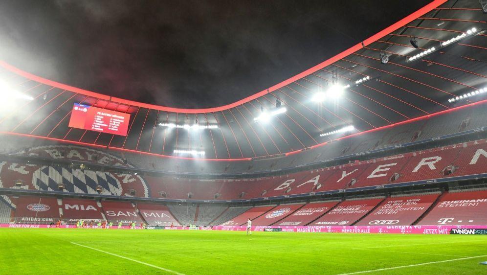 Zuschauerfrage in München weiter offen - Bildquelle: FIROFIROSID
