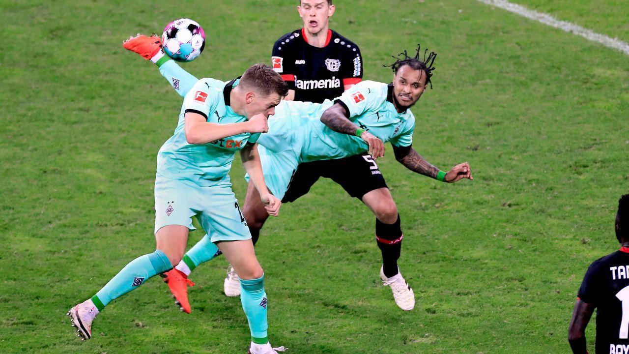 Spiel der Saison: Bayer 04 Leverkusen - Borussia Mönchengladbach 4:3 - Bildquelle: imago images/Laci Perenyi