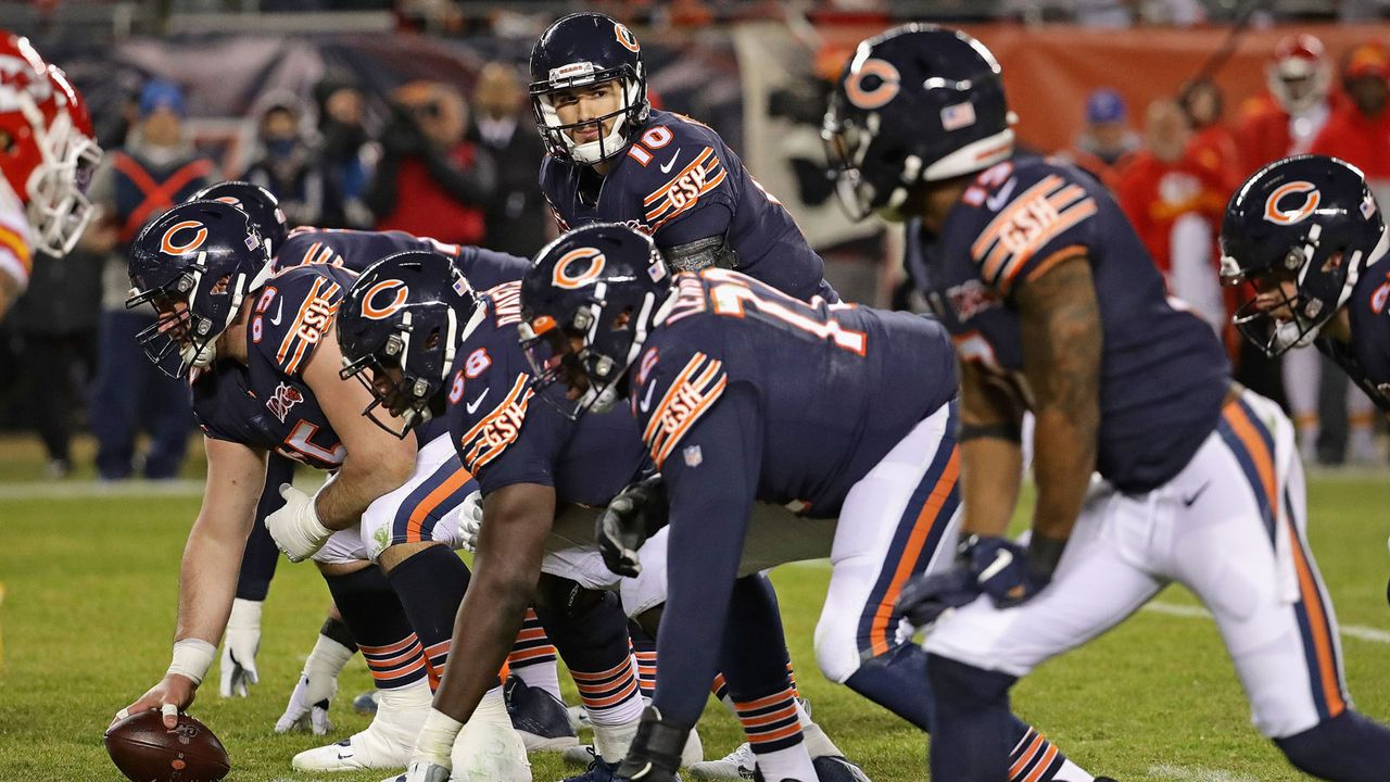 Platz 13 - Chicago Bears (American Football) - Bildquelle: Getty Images