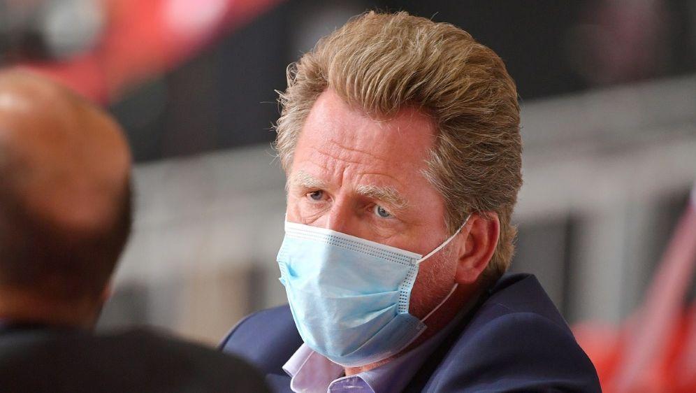 Bundesliga: Stefan Holz zufrieden mit Impfquote - Bildquelle: FIROFIROSID