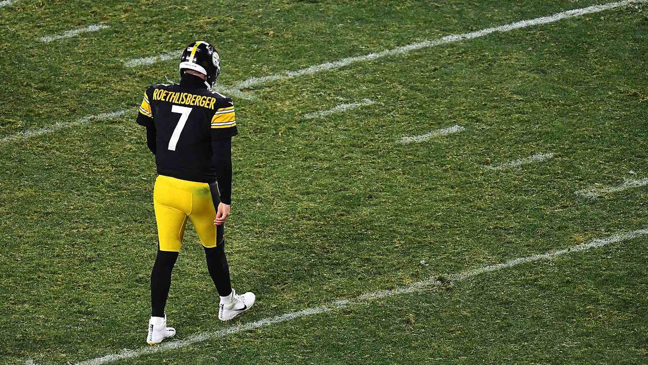 Verlierer: Pittsburgh Steelers  - Bildquelle: getty