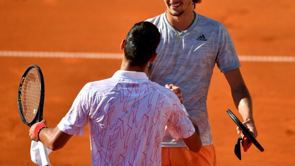Zverev und Djokovic sagen für US-Open Generalprobe zu - Bildquelle: AFPSIDANDREJ ISAKOVIC