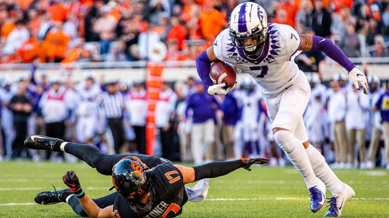 Trevon Moehrig (Safety, TCU) - Bildquelle: imago images/ZUMA Press