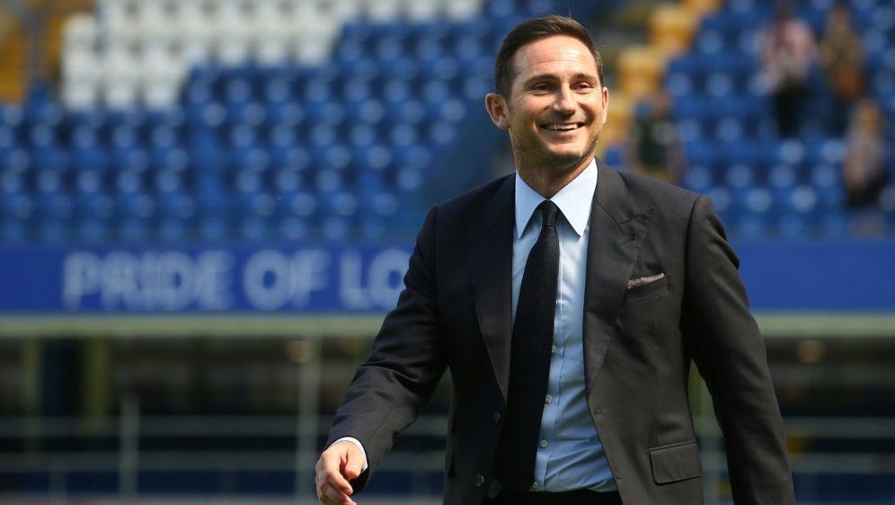 Nur Remis zum Debüt: Frank Lampard - Bildquelle: AFPSIDISABEL INFANTES