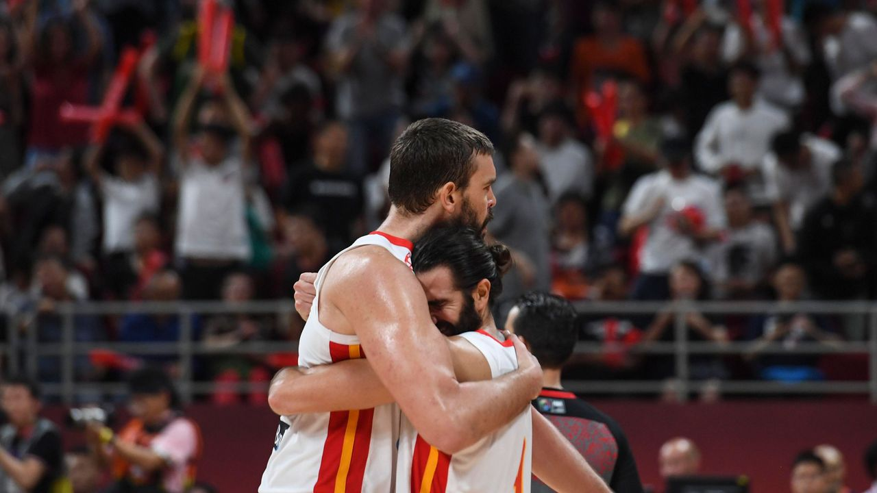 Spanien (vier NBA-Profis) - Bildquelle: imago images / Xinhua