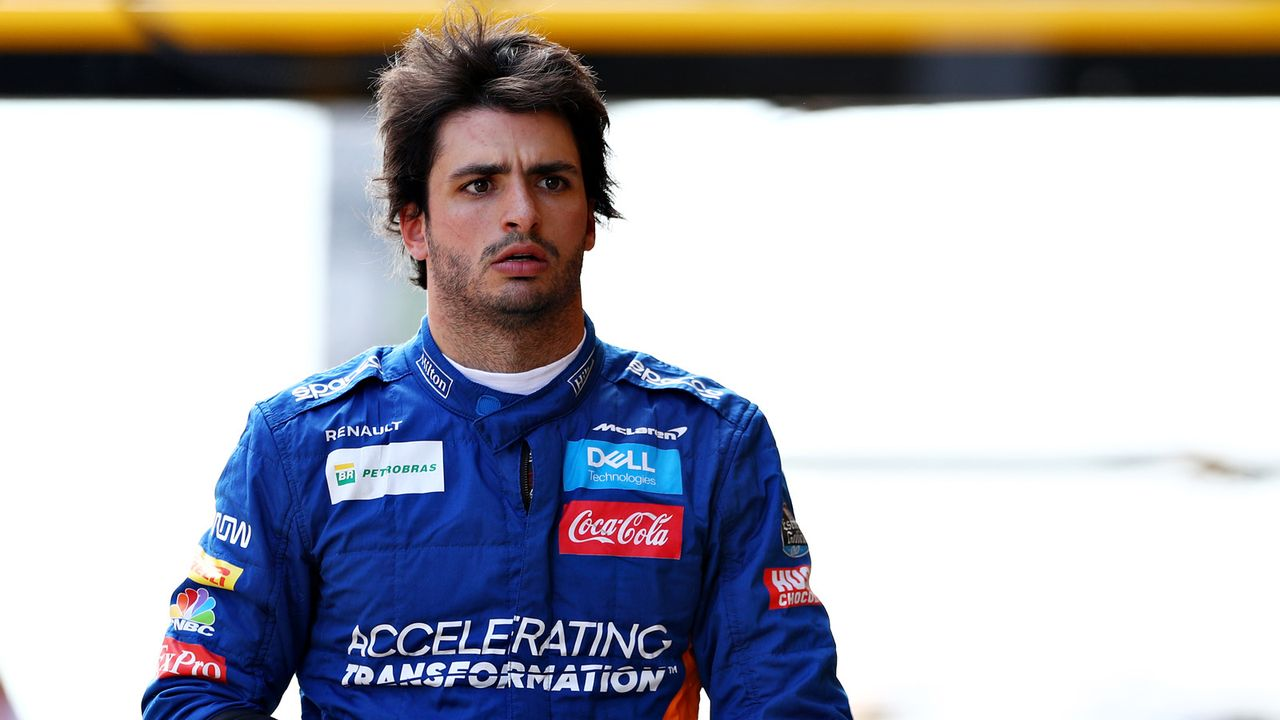 Platz 8: Carlos Sainz (McLaren) - Bildquelle: 2019 Getty Images