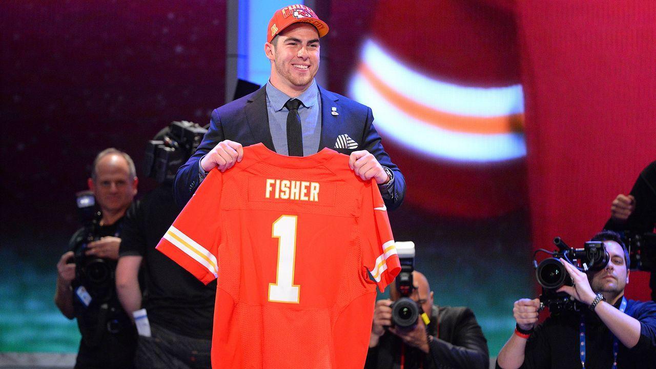 NFL Draft 2013: Eric Fisher