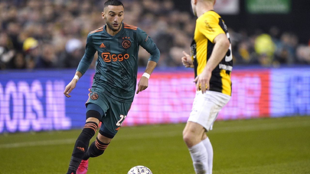 Hakim Ziyech (FC Chelsea)  - Bildquelle: imago