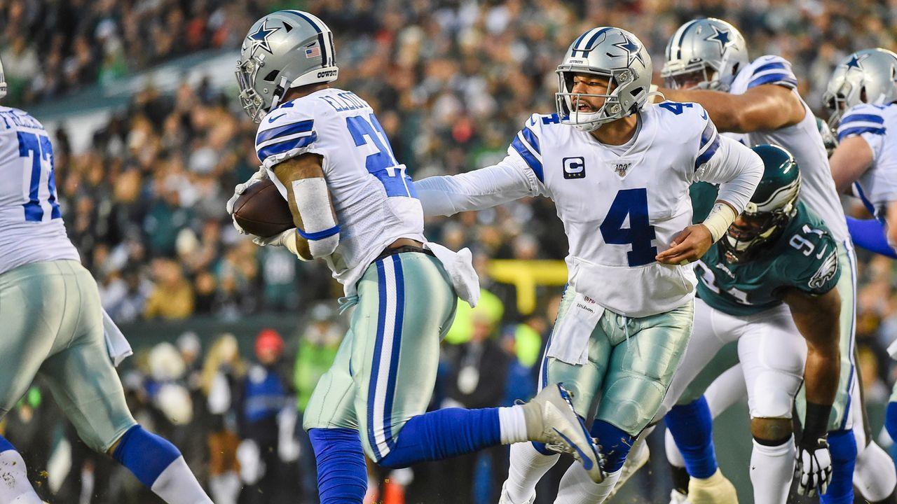 Dallas Cowboys – die Ausgangssituation  - Bildquelle: imago images/Icon SMI