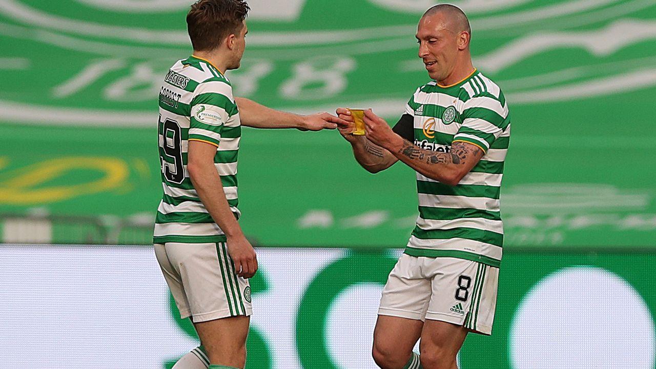 Scott Brown (seit 2007 bei Celtic Glasgow) - Bildquelle: 2021 Getty Images