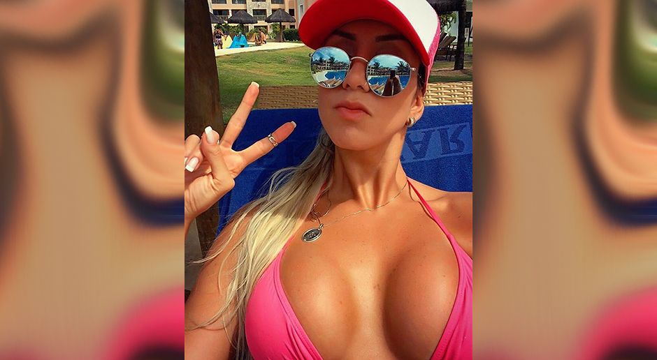 Thaísa Menezes (Volleyball/Brasilien) - Bildquelle: instagram/daherthaisa