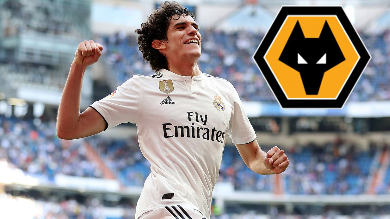 Jesus Vallejo (Wolverhampton Wanderers) - Bildquelle: 2019 Getty Images