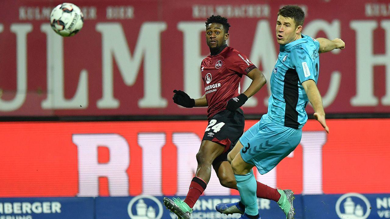 1. FC Nürnberg - Bildquelle: Getty Images