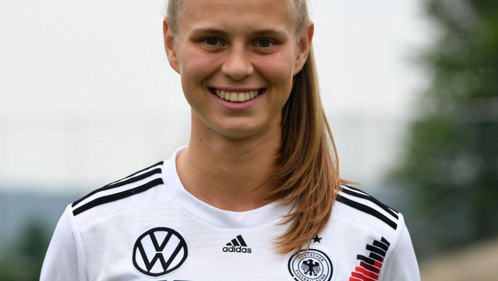 Klara Bühl fehlt der Nationalmannschaft - Bildquelle: AFPSIDCHRISTOF STACHE
