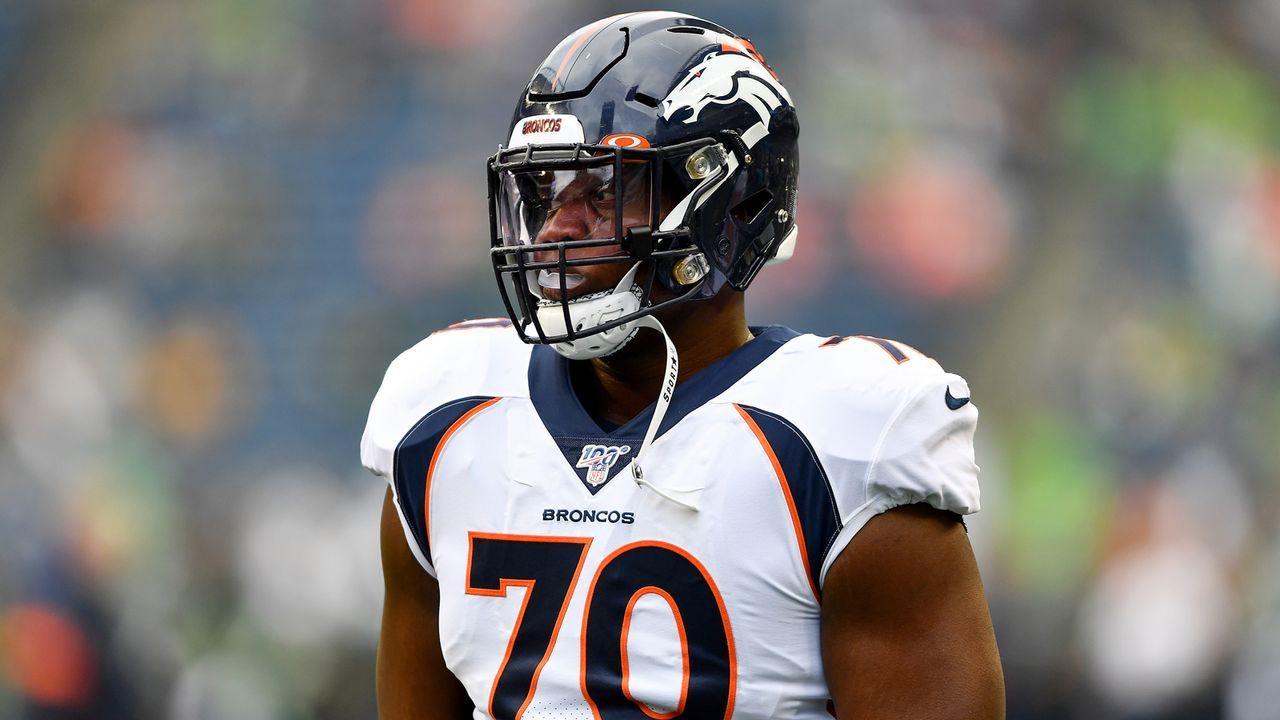 Ja'Wuan James (Denver Broncos) - Bildquelle: 2019 Getty Images