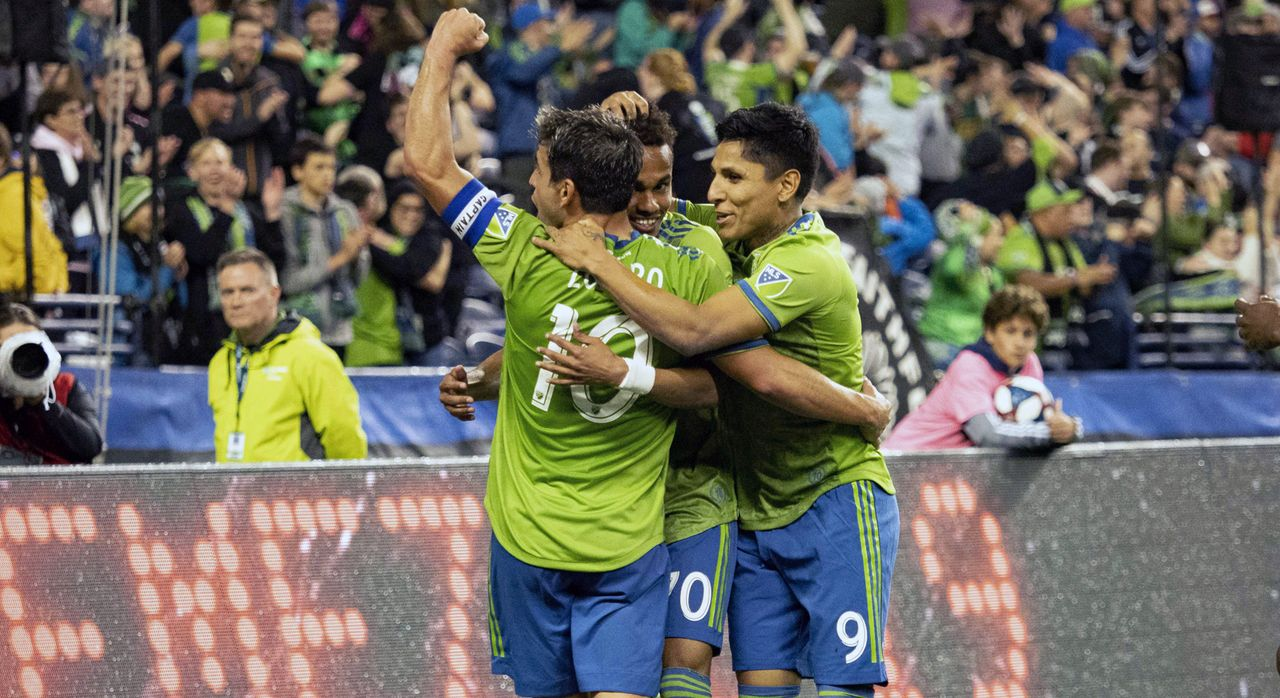 Seattle Sounders (Western Conference) - Bildquelle: imago images / Icon SMI