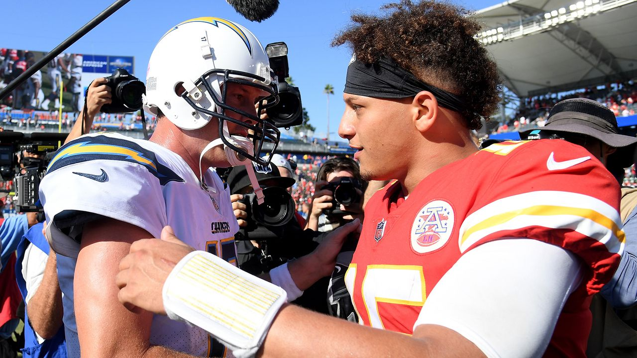Woche 11: Kansas City Chiefs at Los Angeles Chargers (In Mexiko City)  - Bildquelle: 2018 Getty Images
