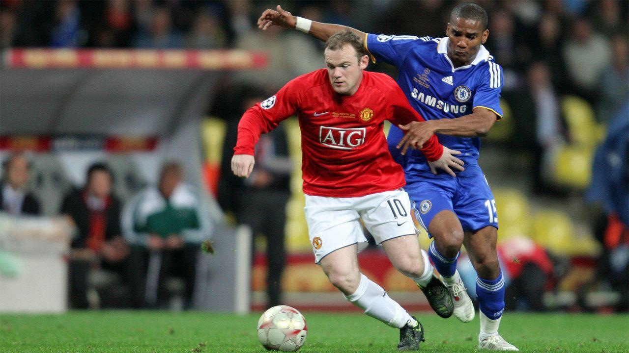 2007/08 - Manchester United - FC Chelsea - Bildquelle: Imago Images