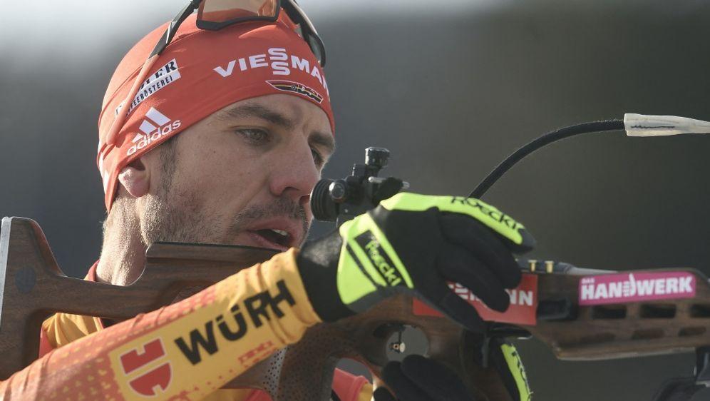 Arnd Peiffer beendet seine Karriere - Bildquelle: AFPSIDMICHAL CIZEK