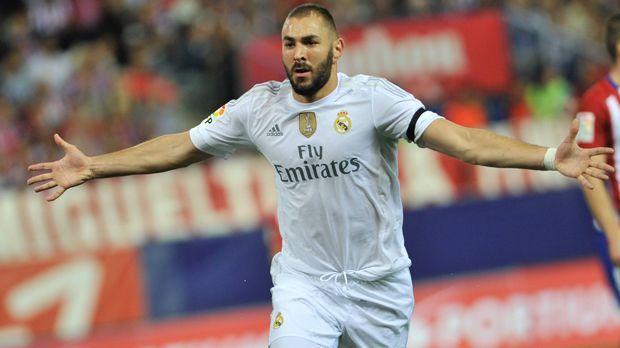 Karim Benzema (Vorwurf der Erpressung) - Bildquelle: imago/Cordon Press/Miguelez Sports