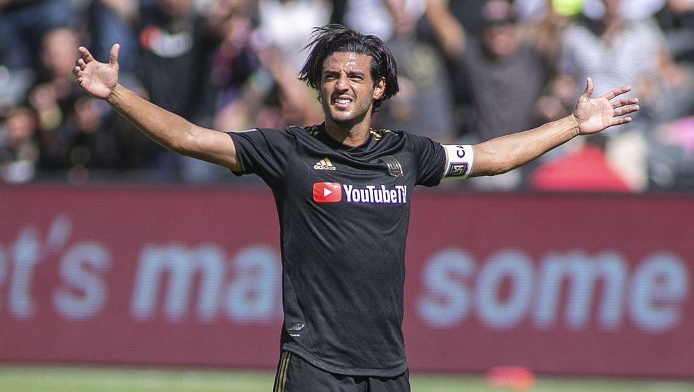 Carlos Vela stellt neuen MLS-Rekord auf - Bildquelle: imago