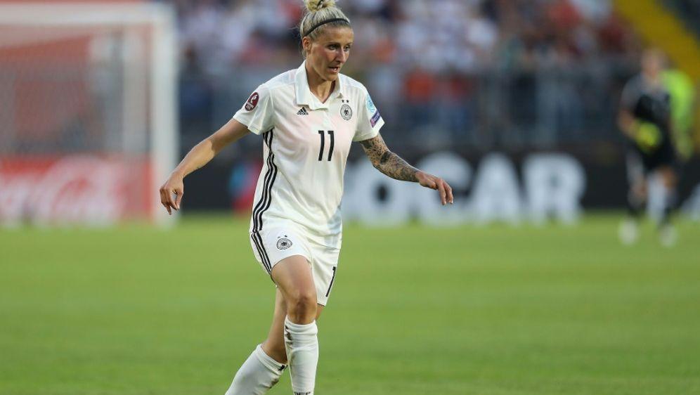Anja Mittag steigt beim Regionalligisten RB Leipzig ein - Bildquelle: FIROFIROSID
