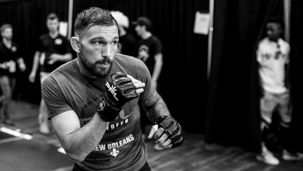 Max Coga debütiert am 29. Juni für GMC - Bildquelle: Professional Fighters League