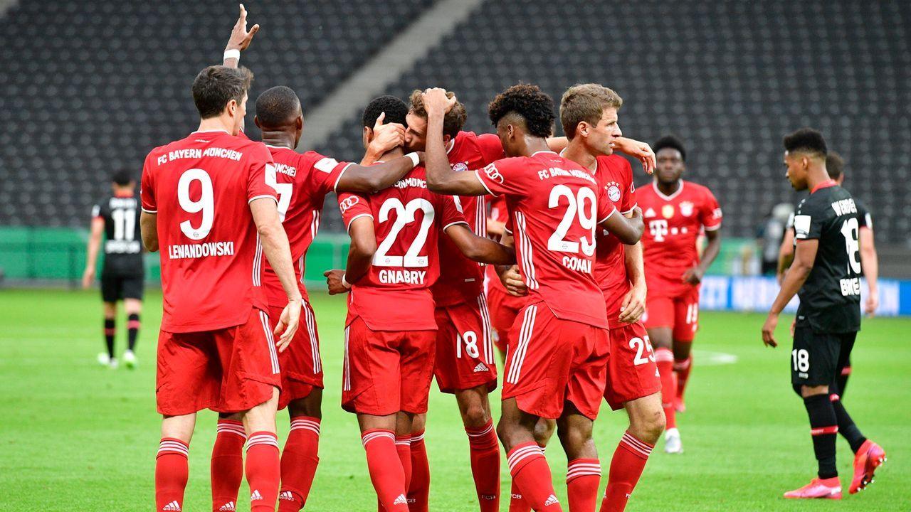 Bayer Leverkusen - FC Bayern München in der Einzelkritik