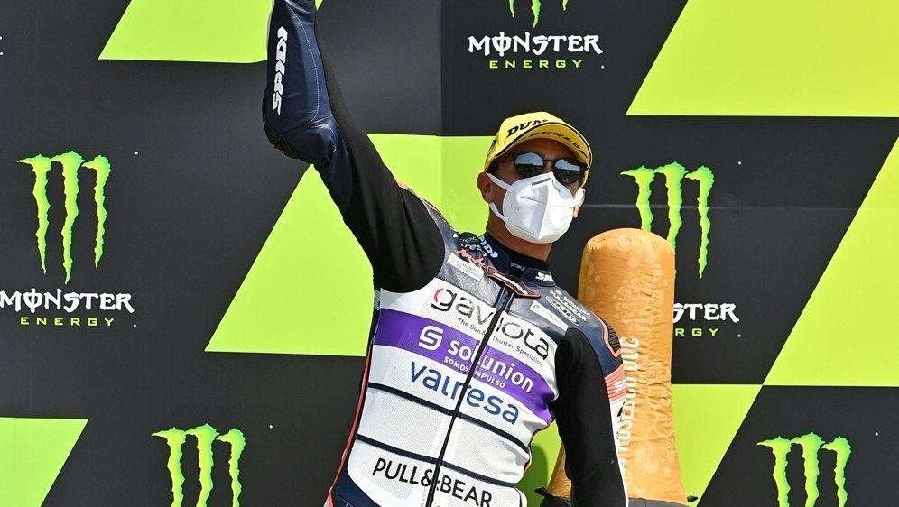 Albert Arenas gewinnt WM-Titel in der Moto3-Klasse - Bildquelle: AFPSIDJOE KLAMAR