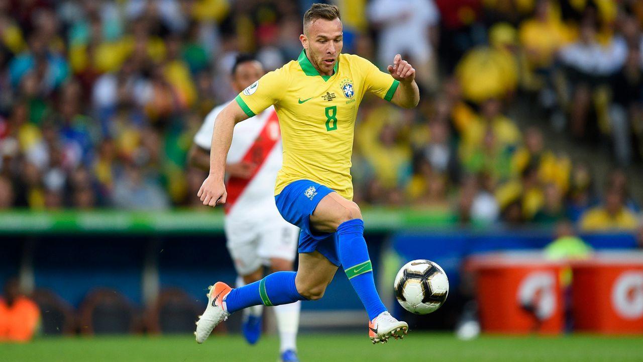 Mittelfeld - Arthur (Brasilien) - Bildquelle: 2019 Getty Images