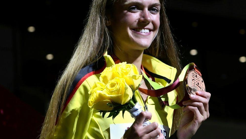 Klosterhalfen holte bei der WM in Doha Bronze - Bildquelle: AFPSIDMUSTAFA ABUMUNES