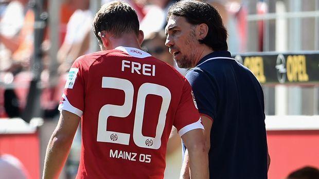 1. FSV Mainz 05 - Bildquelle: 2015 Getty Images