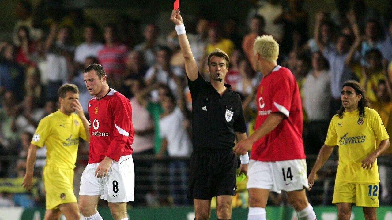 Villarreal vs. Manchester United: Die ewige Nullnummer - Bildquelle: 2005 Getty Images